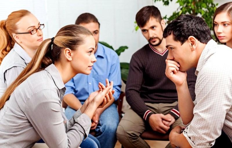 Обратная связь при групповой психотерапии