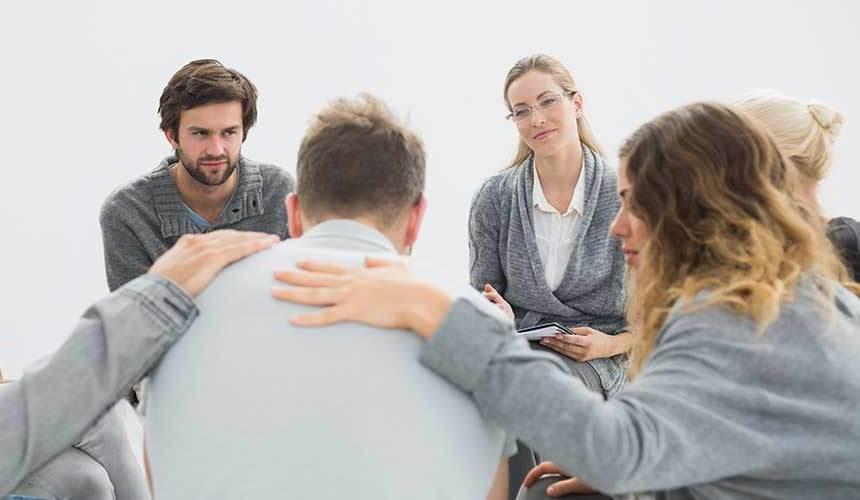Преимущество психотерапии в группе