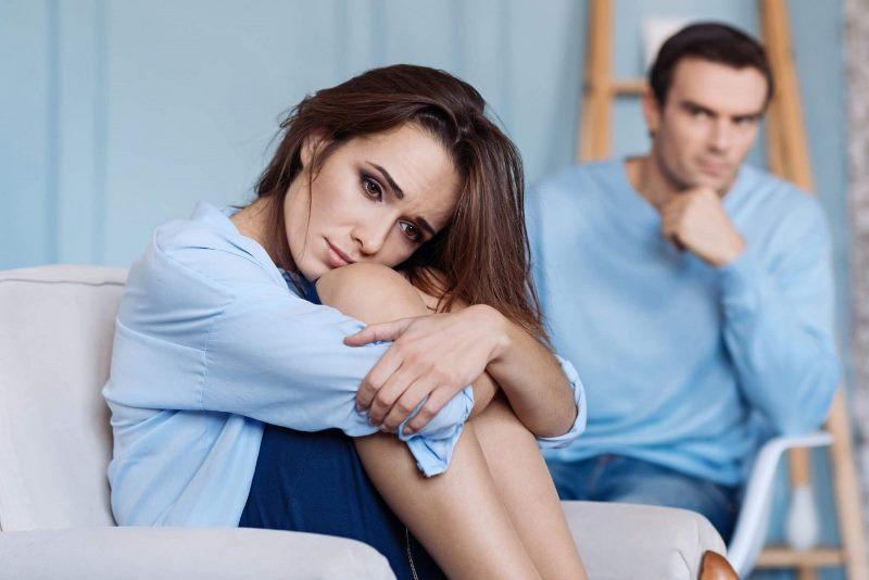 Эмоциональное насилие партнера