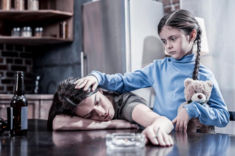 Взрослые дети алкоголиков